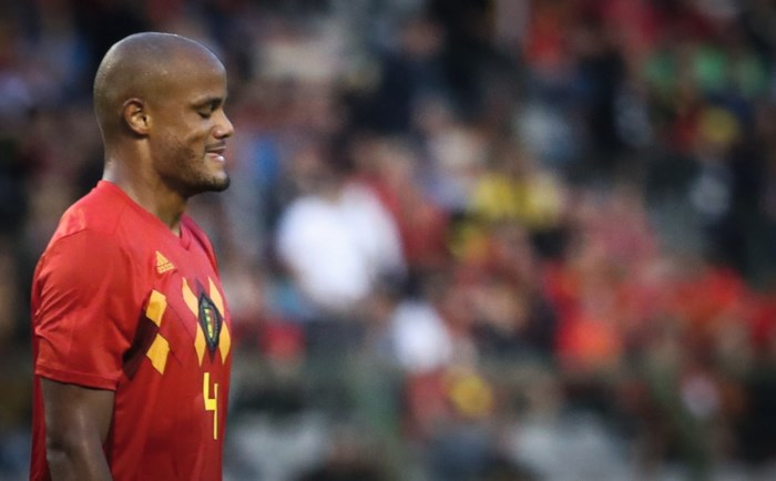 Kompany mist internationaal tweeluik